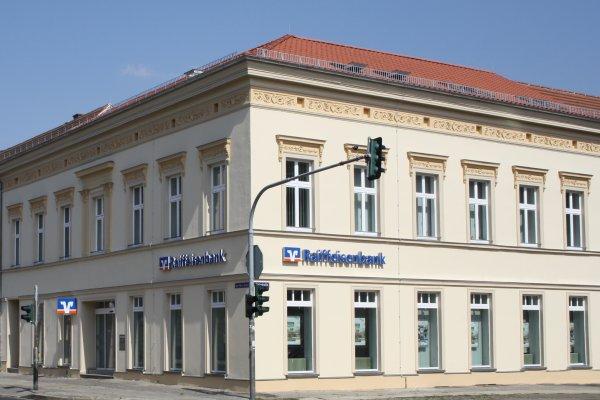 Hauptstelle Neuruppin - Raiffeisenbank Ostprignitz-Ruppin eG